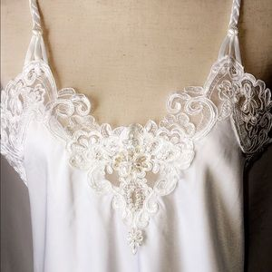 Other - NEVER WORN Beautiful Nightgown and Cover